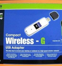 Linksys Linksys Wirless -G USB Adapter WUSB54GC