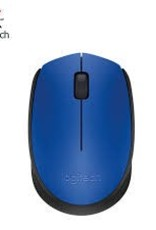 Logitech Logitech M170 Wireless Mouse Blue 910-004800