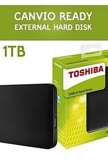 Toshiba Toshiba 1TB USB 3.0 EXT Hard Drive Canvio