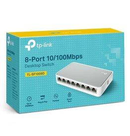 TP-Link TP-Link 8 Port 10/100Mbps Desktop Switch