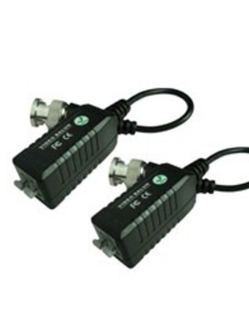 Video Balun HD CVI AHD CVBS 5MP / 8MP