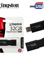 Kingston Kingston 32GB Flash Drive DT100G3/32GB