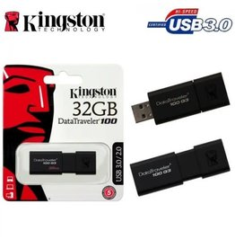 Kingston Kingston 32GB Flash Drive DT100G3/32GB
