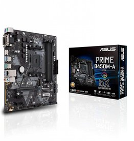 ASUS Prime B450M-A/CSM AM4 4xDDR4 HDMI M.2