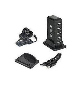 Agiler 7 Port 2.0 USB Hub With Power AGI-5312