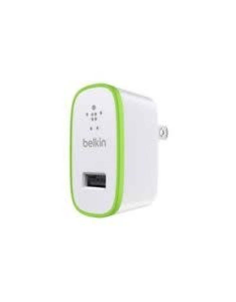 Belkin Belkin Home Charger 2.1Amp Green