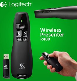 Logitech Logitech R400 Wireless Presenter