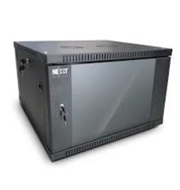 Nexxt Nexxt 6U Fixed Wall Mount Enclosure PCRWESKD06U55BK