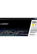 HP HP 201X Yellow Toner CF402X