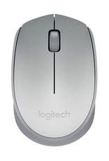Logitech Logitech M170 Wireless Mouse Silver 910-005334