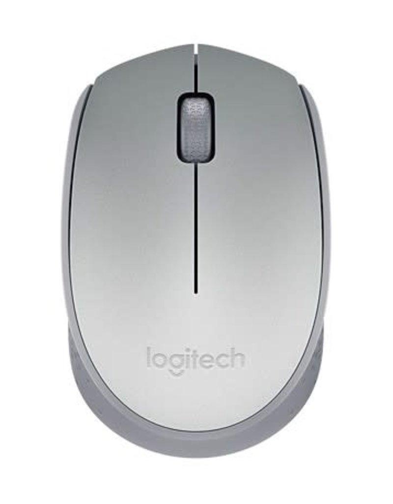 ae18b8cbf77 Logitech Logitech M170 Wireless Mouse Silver - Super Technologies ...