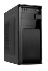 Xtech Xtech Computer Case With 600W PSU Black XTQ-209