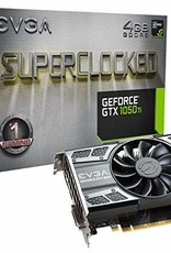 EVGA EVGA GeForce GTX1050Ti 4GB DDR5 Superclocked