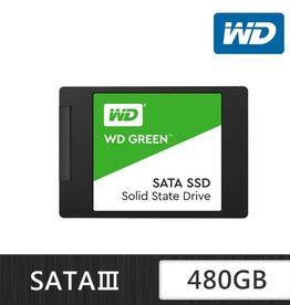 """WD Western Digital 480GB SSD SATA 2.5"""" WDS480G2G0A"""