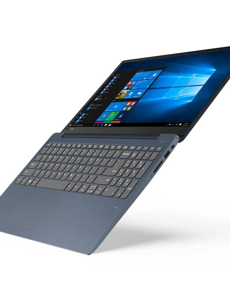 "Lenovo Lenovo Ideapad 15.6"" Laptop i7-8550U 4GB 1TB+16G Optain Blue"