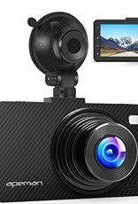 "APEMAN C450 Dash Camera 1080P HD 3.0"" LCD"