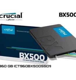 Crucial Crucial® BX500 960GB 3D NAND SATA 2.5-inch SSD CT960BX500SSD1