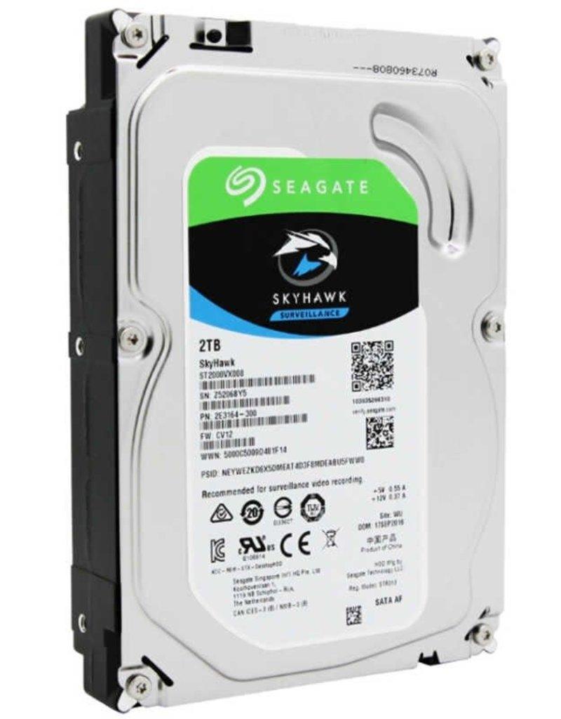 "Seagate Seagate SKYHAWK 2TB 3.5"" 5400RPM Surveillance Hard Drive"