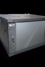 Nexxt Nexxt 6U Fixed SKD Wall mount Enclosure W600mm D450mm PCRWESKD06U45FXBK