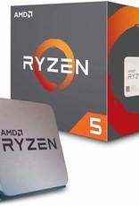 AMD AMD Ryzen 5 3400G 4.2Ghz 4 Core, 8 Thread with Wraith Spire Cooler
