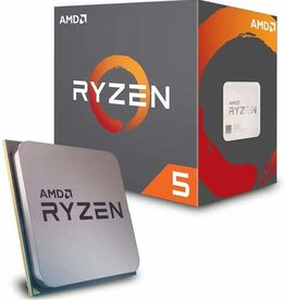 AMD AMD Ryzen 5 3400G 4.2Ghz 4 Core, 8 Thread with Wraith Spire Cooler