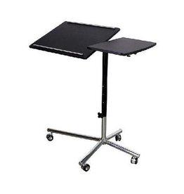 Notebook Table Workstation Black Xtech