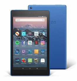 "Amazon Fire HD 8 Tablet with Alexa, 8"" HD Display, 32 GB, Blue"
