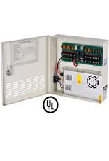OCB OCB 18CH 15A CCTV Power Supply Box OCB-PS18DC15EC