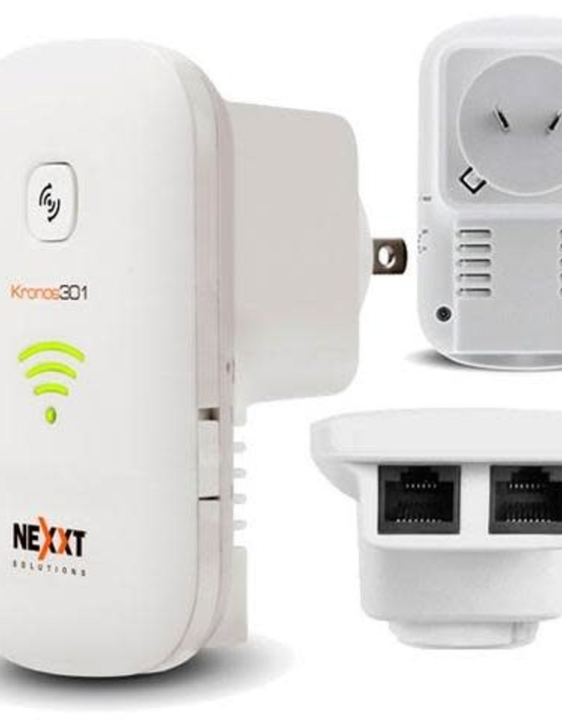 Nexxt Nexxt Kronos Wireless N Repeater / Access Point 300Mbps