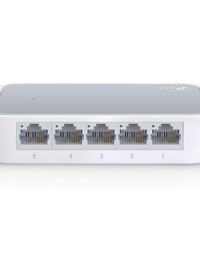 TP-Link TP-Link 5 Port 10/100 Desktop Switch TL-SF1005D
