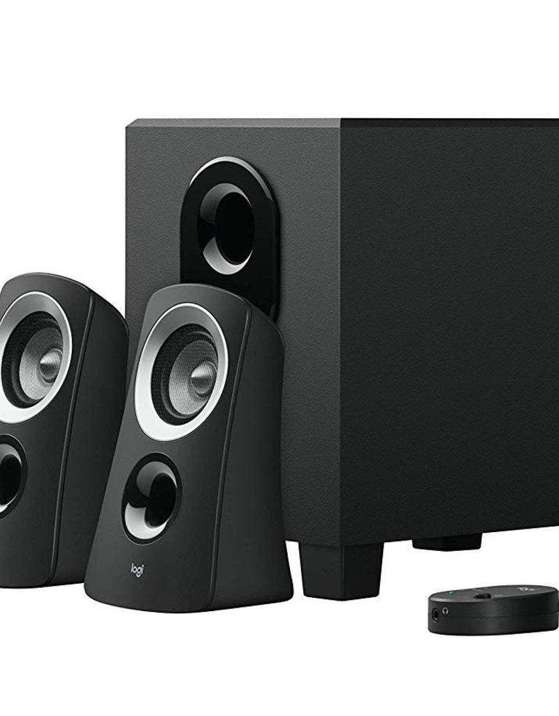 Logitech Logitech Z313 50W 2.1 Speakers 980-000382