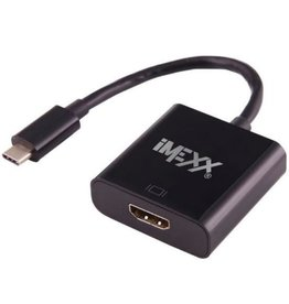 IMEXX IMEXX Video Adapter - USB-C (M) TO HDMI (F) V1.4 IME-19870