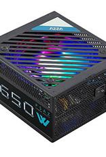AZZA AZZA 650W Power Supply 80+Bronze ARGB PSAZ-650W ARGB
