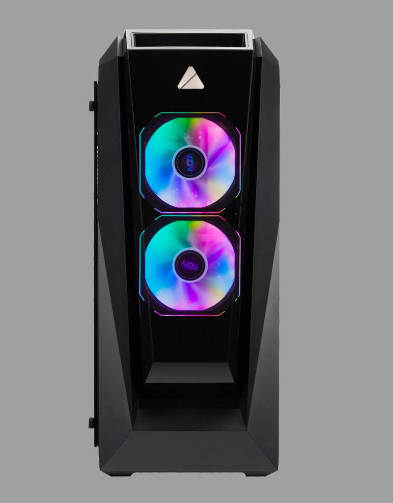 AZZA AZZA Gaming Case MID ATX Chrome Prisma ARGB 410B