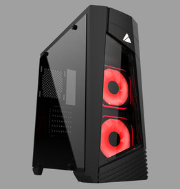 AZZA AZZA Gaming Case MID ATX Blaze Prisma RGB Fan 231G