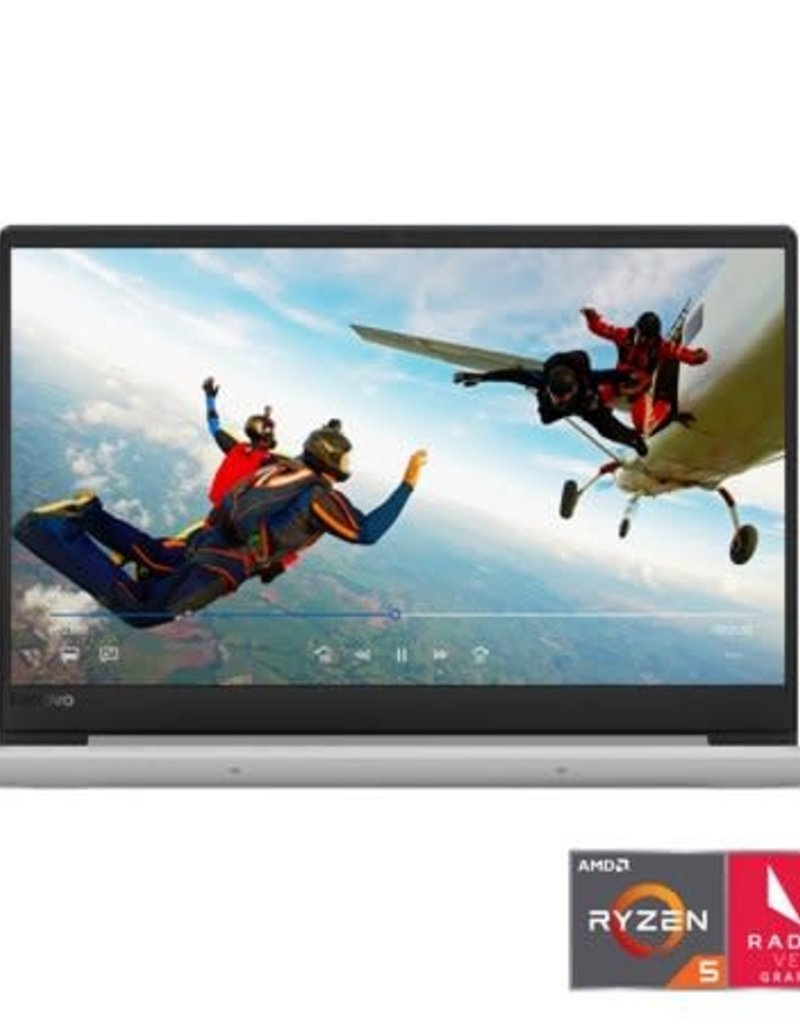 "Lenovo Lenovo 330S AMD Ryzen 5 2500U 2GHz 256GB SSD 8GB 15.6"" BT WIN10 Webcam PLATINUM GREY"
