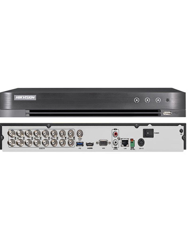 Hikvision Hikvision DS-7216HQHI-K2 16CH DVR 2 SATA 4MP