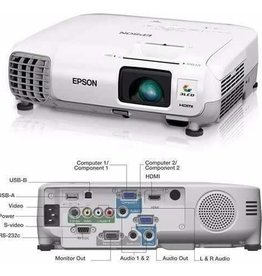 Epson POWERLITE S39 Projector 3300 Lumens V11H854020