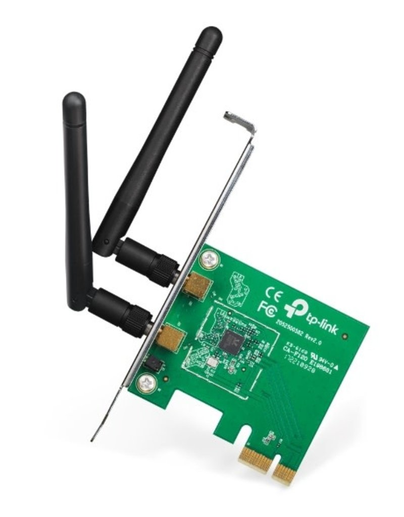 TP-Link TP-Link Wireless N PCI-E Adapter Card Dual Antennas TL-WN881ND