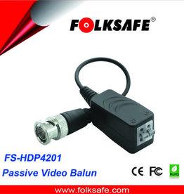 FolkSafe Folksafe Passive Video Balun FS-HDP4100C
