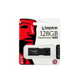 Kingston Kingston 128GB Data Traveler USB 3.1 DT100G3/128GB