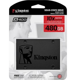 Kingston Kingston 480GB Solid State Hard Drive A400 SA400S37/480G
