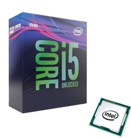Intel Intel Core i5-9600K 3.7Ghz 9MB BX80684I59600K