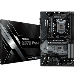 Asrock Asrock H370 Pro 4 Intel Motherboard 8th/9th Gen Processors DDR4
