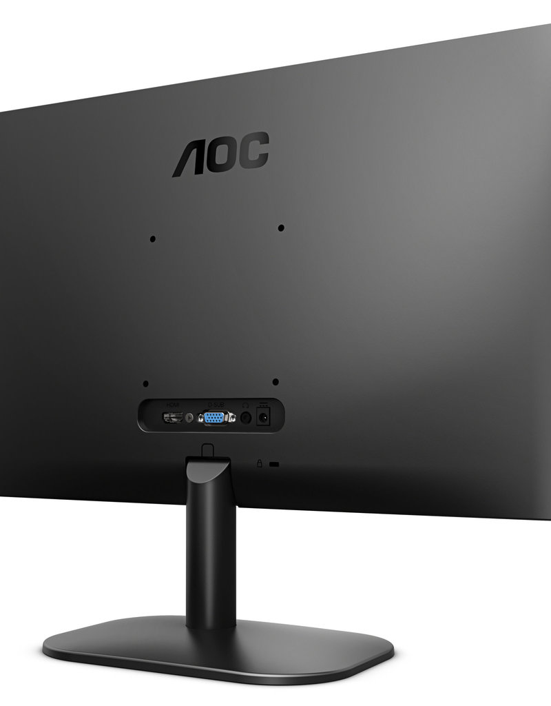 AOC AOC 24B2XH 24In LCD Monitor HDN1W22QABAGDIM