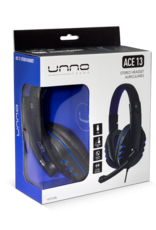UNNO UNNO Tekno ACE 13 Stereo Headset with MIC USB