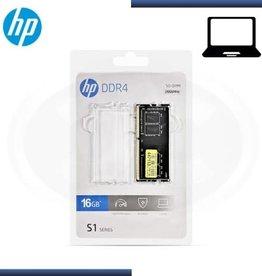 HP HP S1 SODIMM DDR4 2666Mhz 16GB CL19 7EH99AA#ABM