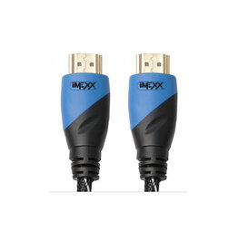 IMEXX IMEXX CABLES -VIDEO- UHDMI M/M 4K 2160P - Gold Terminals - 3Mts/10Ft IME-19501