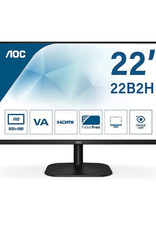 "AOC AOC 22B2H 21.5"" LED Monitor Full HD VGA HDMI"