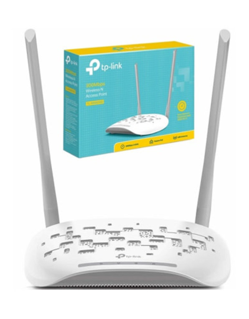 TP-Link TP-Link Wireless N Access Point 300Mbps TL-WA801ND